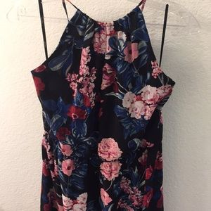 Floral maxi from Forever 21